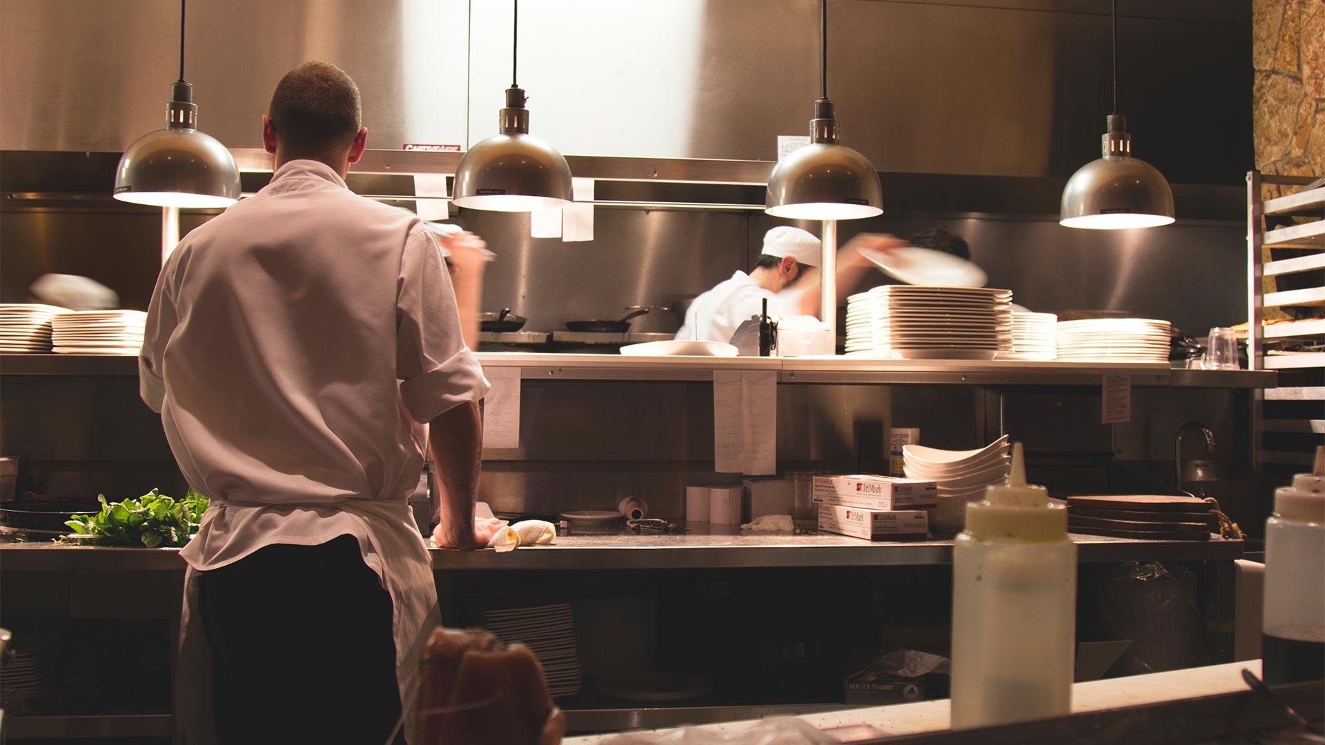Seguro sector servicios restaurante
